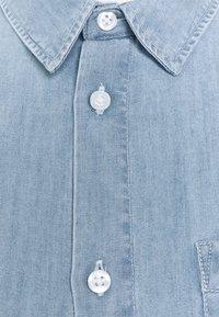 KnowledgeCotton Apparel - ELDER  - Skjorta - vintage indigo - 2