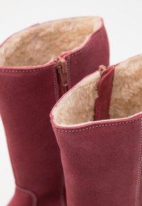 Friboo - Boots - fuxia - 5