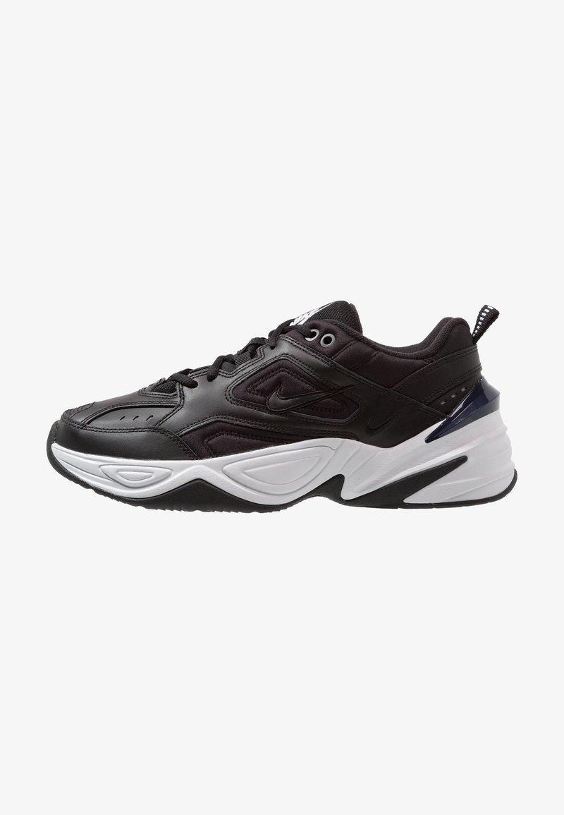 abdomen más Cementerio  Nike Sportswear M2K TEKNO - Trainers - black/offwhite/obsidian/black -  Zalando.ie