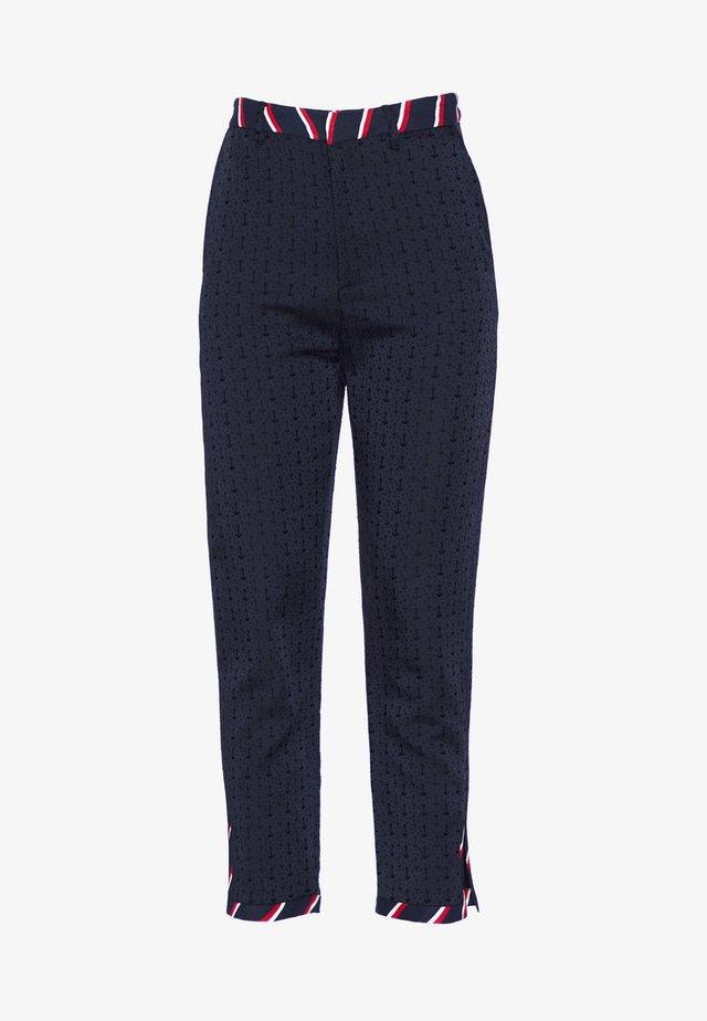 Pantaloni - blu navy