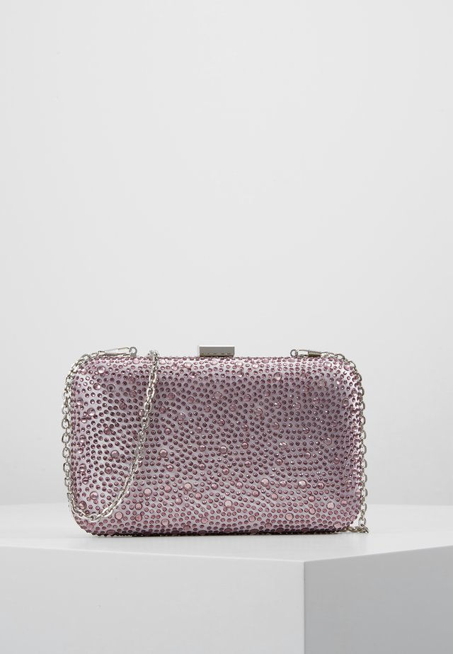 Clutches - mauve