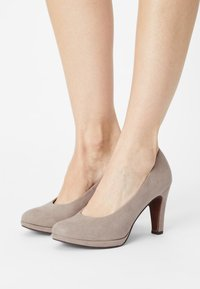 Marco Tozzi - Classic heels - taupe - 0