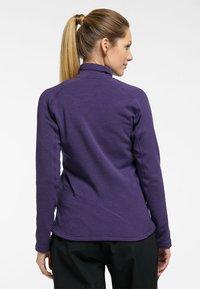 Haglöfs - HERON - Fleece jacket - purple rain - 1