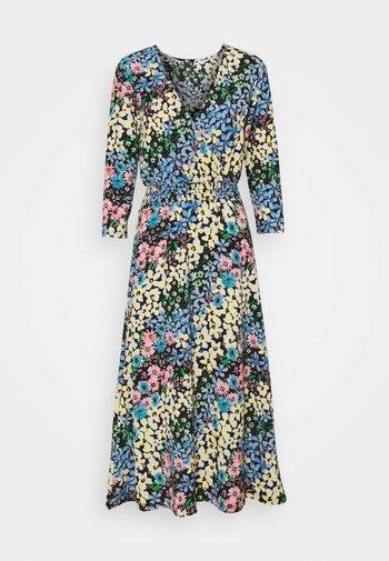 ONLSAGA WRAP DRESS - Day dress - phantom