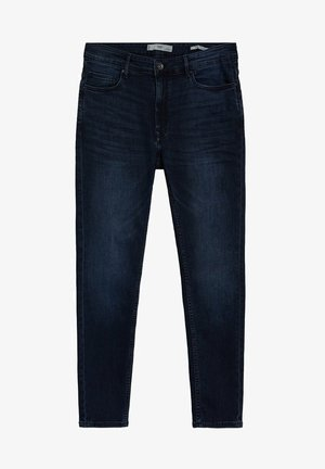Jeans Skinny Fit - intensives dunkelblau