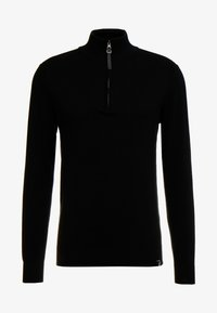 INDICODE JEANS - ANACONA - Pullover - black - 3