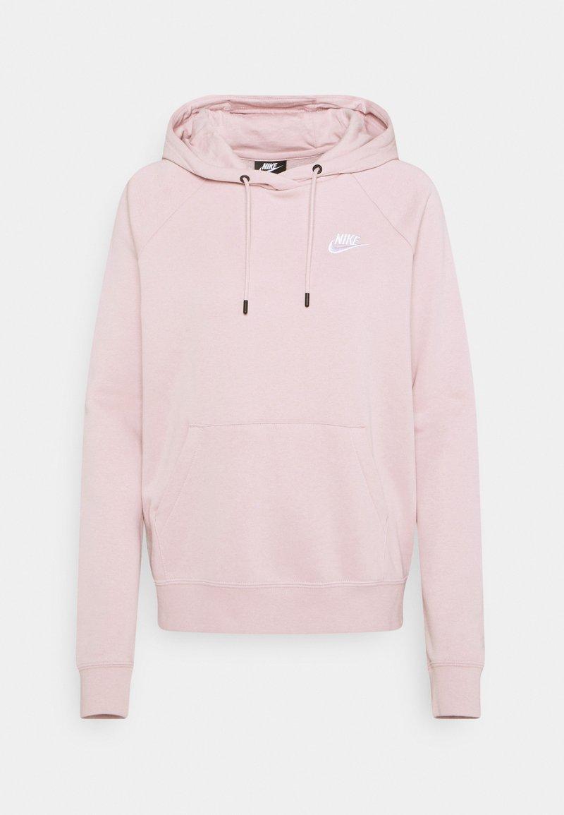 Nike Sportswear - HOODIE - Jersey con capucha - champagne/white