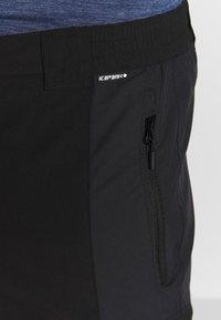 Icepeak - PANGBURG - Pantalon classique - black - 4