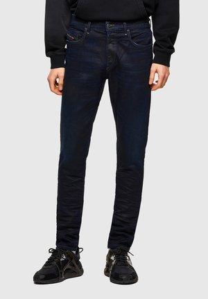 D-STRUKT - Slim fit jeans - dark blue
