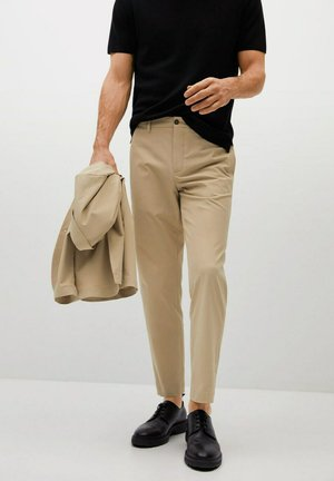 COOL - Trousers - beige