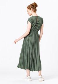 HALLHUBER - Jersey dress - seegrün - 2
