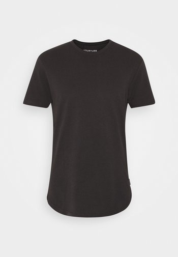 UNISEX - T-shirt - bas - black