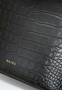 Reiss - Tote bag - black - 4