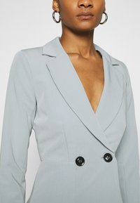Who What Wear - JACKET DRESS - Vestido de tubo - grey - 6