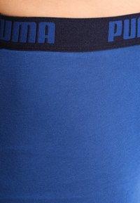 Puma - BASIC 2 PACK - Shorty - true blue - 4
