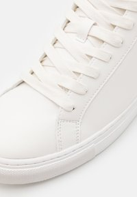 Zign - Korkeavartiset tennarit - white - 5