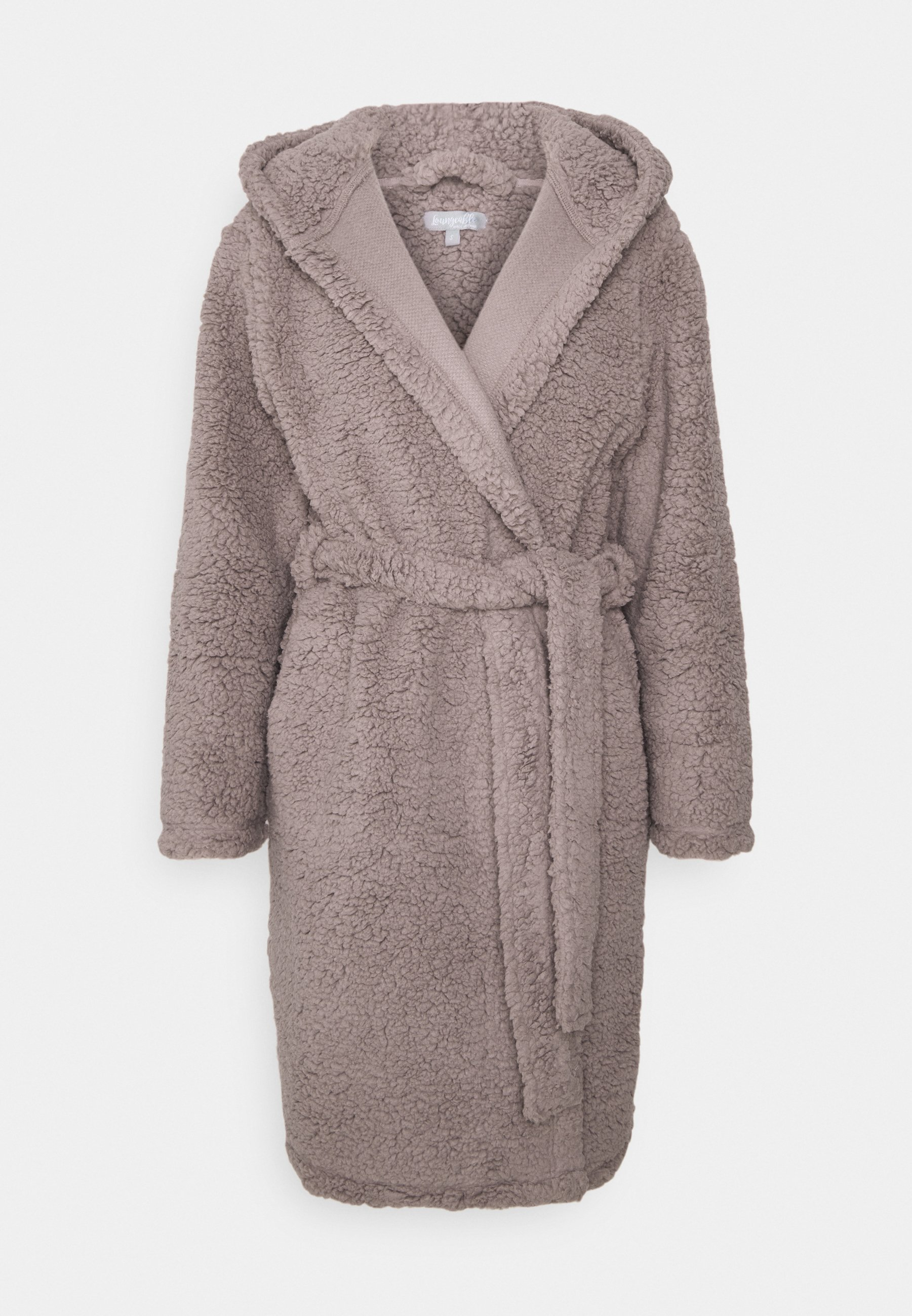 Women ROBE WITH SIDE POCKETS - Dressing gown