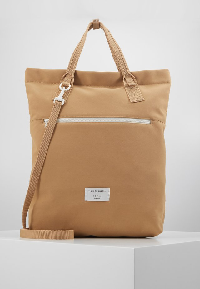BANKSIA - Shopping Bag - warm beige