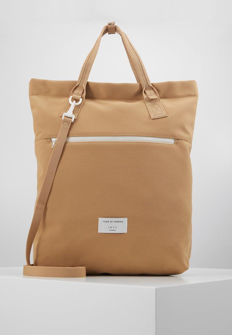 Tiger of Sweden - BANKSIA - Tote bag - warm beige