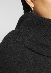 ARKET - DRESS - Jumper dress - dark grey - 5