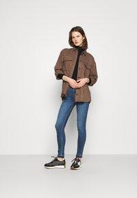 Marks & Spencer London - CARRIE - Jeans Skinny Fit - blue denim - 1