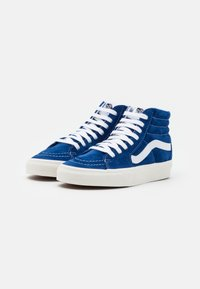 Vans - UA SK8 UNISEX - High-top trainers - limoges/snow white - 1