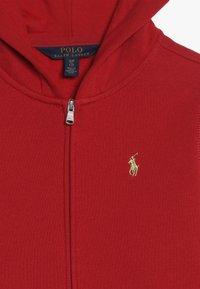 Polo Ralph Lauren - HOOD  - Sweatjacke - red - 4