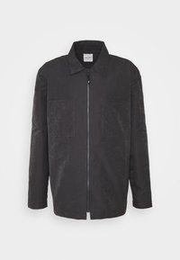 Wood Wood - EGON - Summer jacket - dark grey - 0