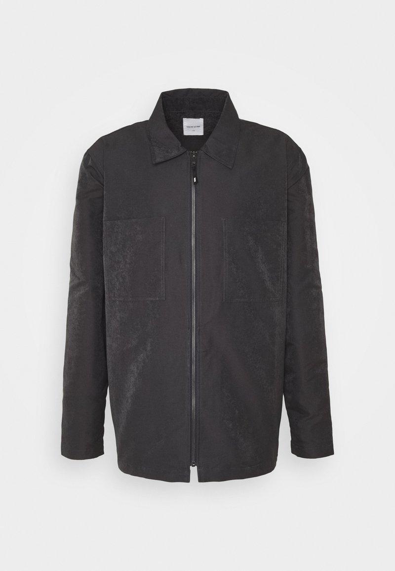 Wood Wood - EGON - Summer jacket - dark grey