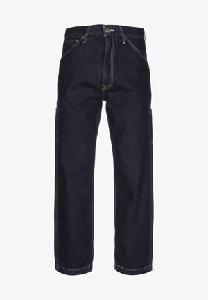 Relaxed fit jeans - spotted road