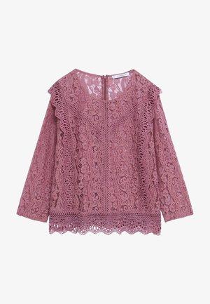 BELLA - Blouse - medium pink
