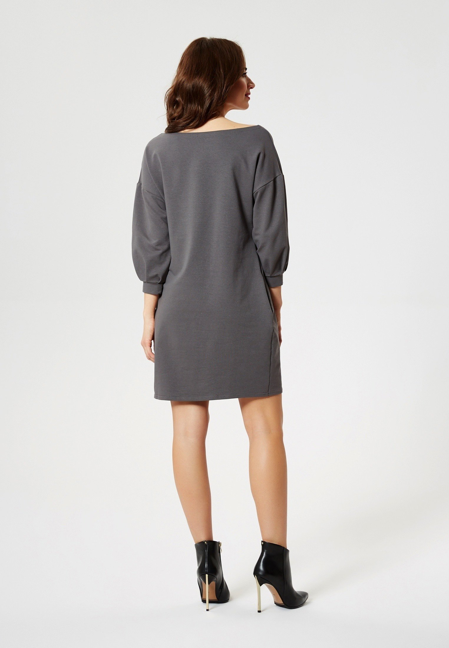 Discounts Women's Clothing faina Day dress graphite e90TiIiRQ