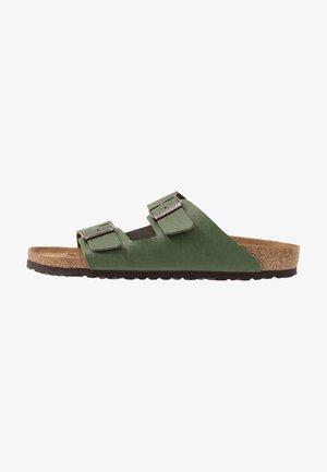VEGAN ARIZONA - Slippers - green