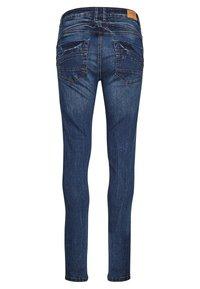 Cream - BIBIANA - Jeans Skinny Fit - rich blue denim - 4