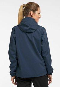 Haglöfs - BUTEO JACKET - Hardshell jacket - tarn blue - 1
