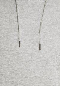 Jack & Jones - JJEBASIC HOOD  - Sweatshirt - light grey melange - 2