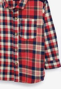 Next - SPLICED - Shirt - red - 2
