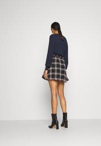 JDY - JDYJOLINE SKIRT  - A-snit nederdel/ A-formede nederdele - black/multicolor - 2