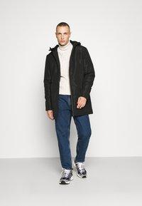 Brave Soul - AUSTIN - Winter coat - black - 4