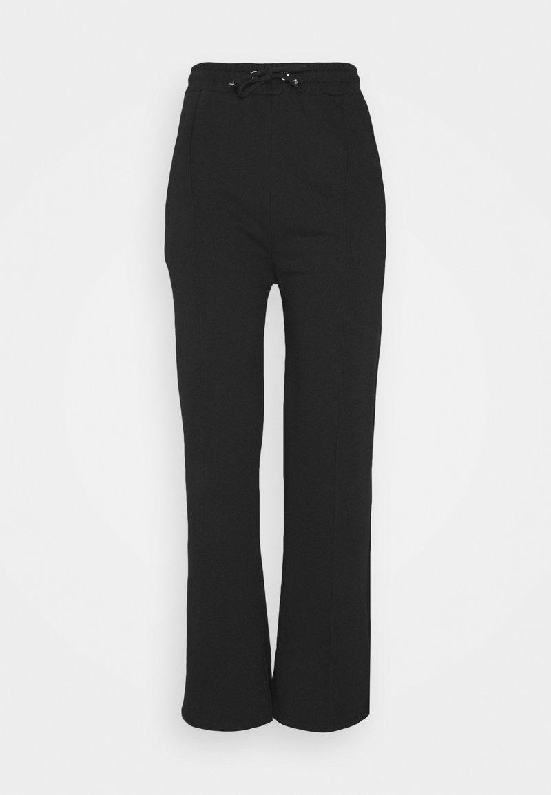 Trendyol - Tracksuit bottoms - black