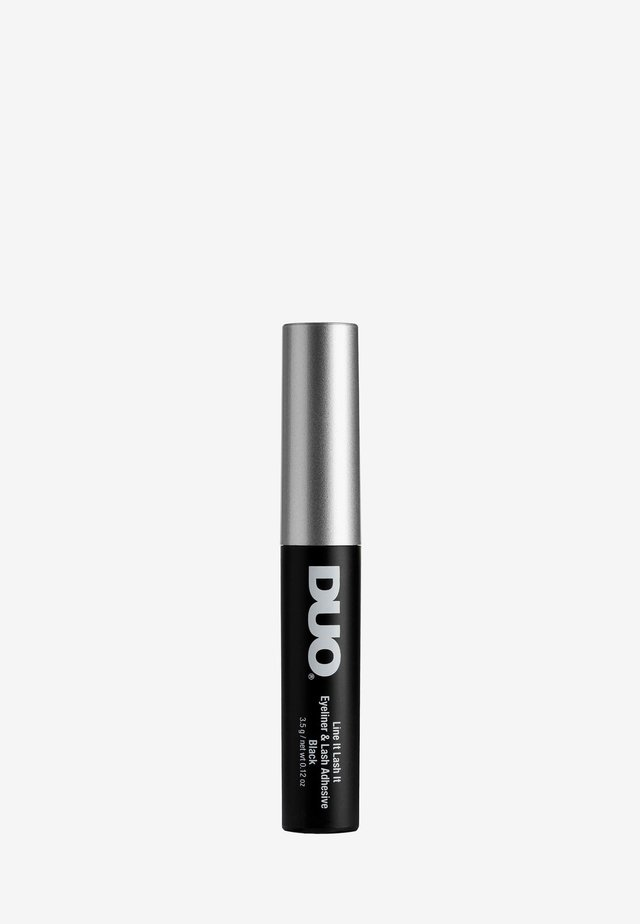DUO LINE IT LASH IT - Faux-cils - -