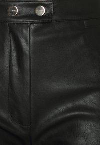 Pinko - TORRONE PANTALONE  - Trousers - black - 6