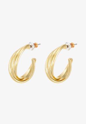EARRINGS JENIFER - Earrings - gold-coloured