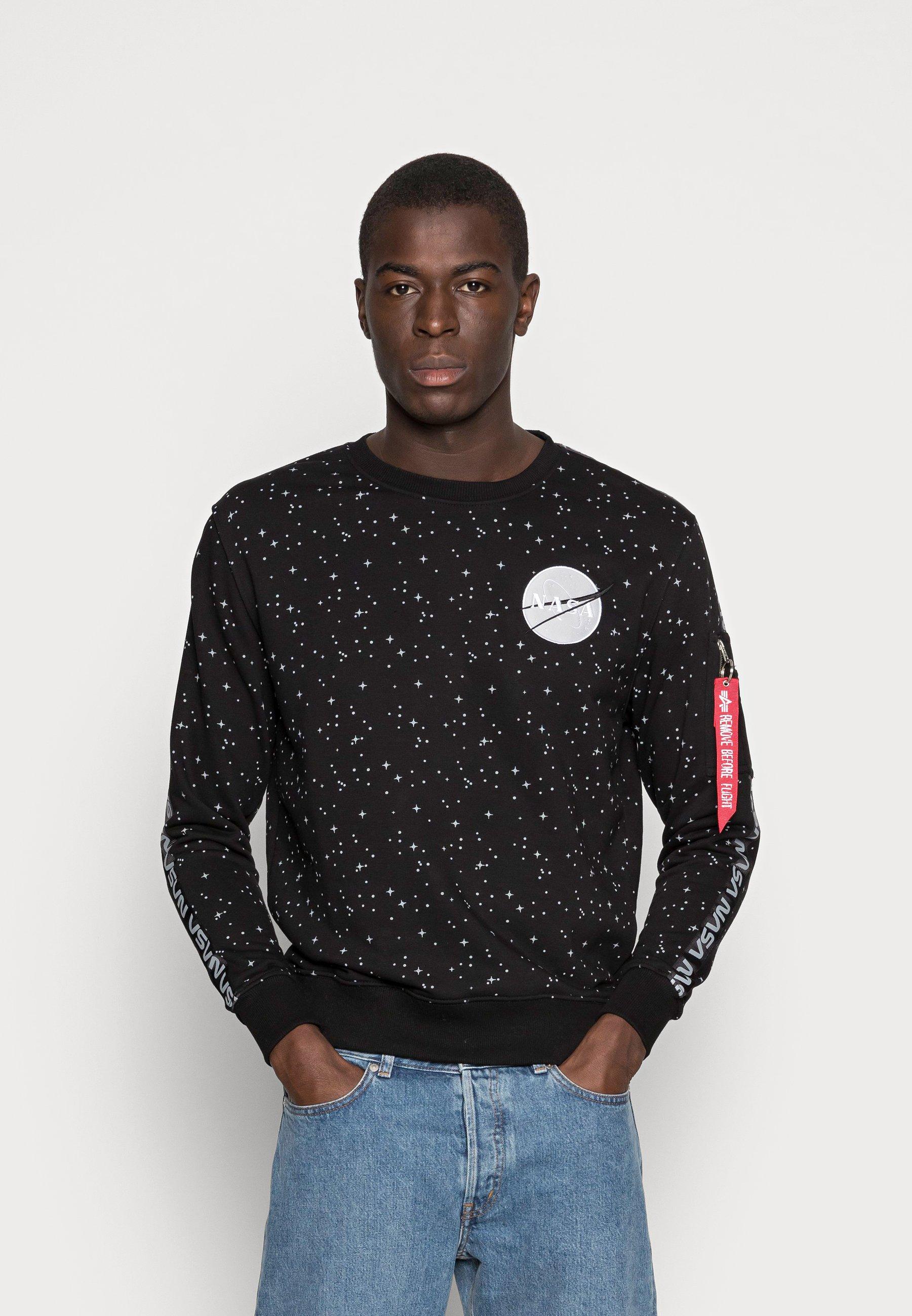 Homme NASA TAPE - Sweatshirt