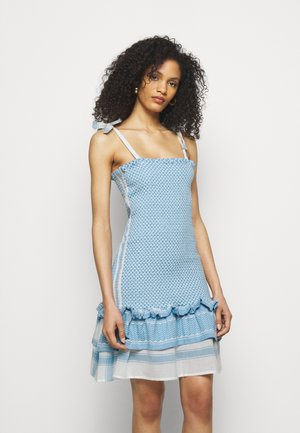 JENNIFER - Day dress - denim