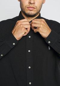 Polo Ralph Lauren Big & Tall - FEATHERWEIGHT  - Camicia - black - 6