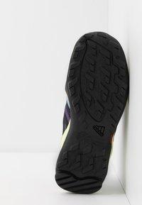 adidas Performance - TERREX AX2R RAIN.RDY - Trekingové boty - tech purple/core black/legend purple - 5