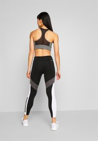 adidas Performance - Leggings - black - 2