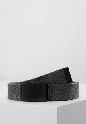 DEPPSTER BELT - Cintura - charcoal heather