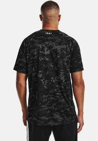 Under Armour - Print T-shirt - pitch gray - 2